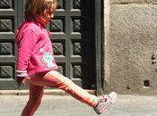 ¿Por niños niñas paran moverse?