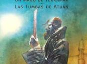 Historias Terramar mago tumbas Atuan, Ursula K.Le Guin