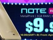 ¡Consigue Geotel Note solo 9,99 dólares!