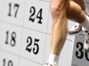 Calendario deportivo 2017 continua actualización)