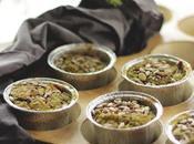 Muffins salados brocoli queso fresco