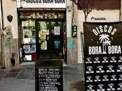 Intenso vibrante Record Store celebración Discos Bora Granada