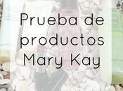 Prueba productos Mary #mamismarykay