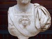 busto Emperador Adriano.