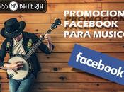 Promoción Facebook para músicos