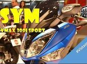 Joymax 300i Sport #Vistazo Motomoteros