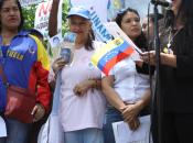 Venezuela: Mujeres revolucionarias alzaron contra injerencia Tribuna Antiimperialista