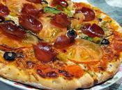 Pizza ibérica masa casera definitiva