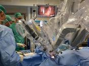 Realizan laringectomía total robótica primera España.