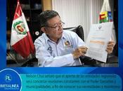 Nelson Chui: CONTRALORÍA GARANTIZA TRANSPARENCIA RECONSTRUCCIÓN…