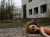 Chernobyl: desgarrador silencio solidaridad video]