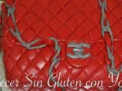 Tarta Bolso Chanel modelo 2.55. fondant