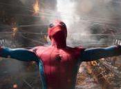 Spidey crea espectacular nueva foto Spider-Man: Homecoming