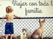 Viajar toda familia