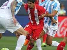 Precedentes ligueros Sevilla ante Málaga