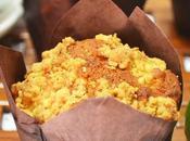 Crumb muffins lima, piña romero