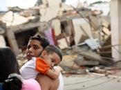 Cosiendo dolor emocional: terremoto Ecuador