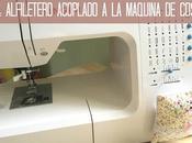 IDEA: alfiletero acoplado máquina coser.