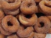 (Receta) Roscos rosquillas) azúcar