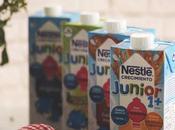 Batido fresas Nestlé Junior Crecimiento #supermaminestlé