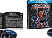 películas Spider-Man llegarán formato especial Blu-ray
