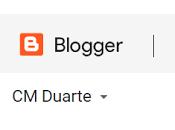Como seguir blogs desde Blogger