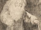 autorretratos Goya.