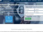 crowdlending garantizado MytripleA permite invertir riesgo Pymes avaladas SGRs