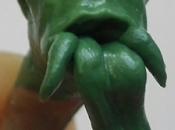Empezando esculpir Caras Miliciano