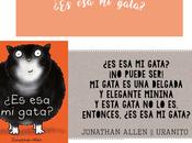 Fotoreseña: gata? Jonathan Allen