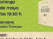 Mañana domingo estaremos Feria Libro Cádiz