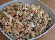 Recetas fáciles ensalada pasta