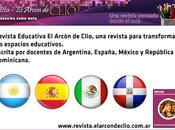 Revista Educativa Arcón Clio sigue creciendo