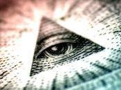 símbolos ocultos dólar Americano