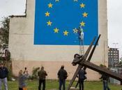 Banksy mural sobre Brexit