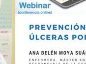 Webinar #Picuida: prevención úlceras presión #UPP #StopUPP