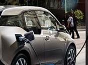 Coche híbrido coche eléctrico