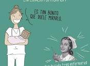 tiempo entre suturas, Enfermera Saturada