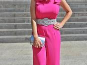 Pink Jampsuit