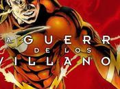 Flash, guerra villanos historia malos