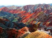 Montañas colores.