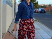 Pyjama pants outfit