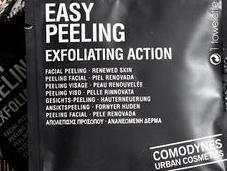 Easy Peeling Comodynes| Exfoliando piel toallitas