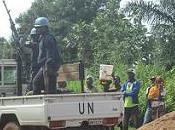 Cinco cascos azules asesinados Centroafrica