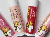 Sierra Bees Shimmers brillos labios color