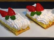 Pastelitos hojaldre crema limoncello merengue suizo