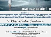 """Charla Entre Costuras: """"Marca digital"""", FITCA"""