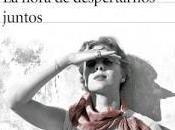 Kirmen Uribe. hora despertarnos juntos