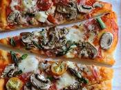 Pizza sigue siendo pizza esta forma alargada original)
