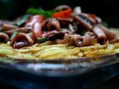 Frita calamares estilo ibicenco